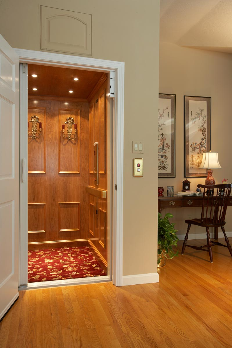 Kare mobility content page for Small elevators for homes